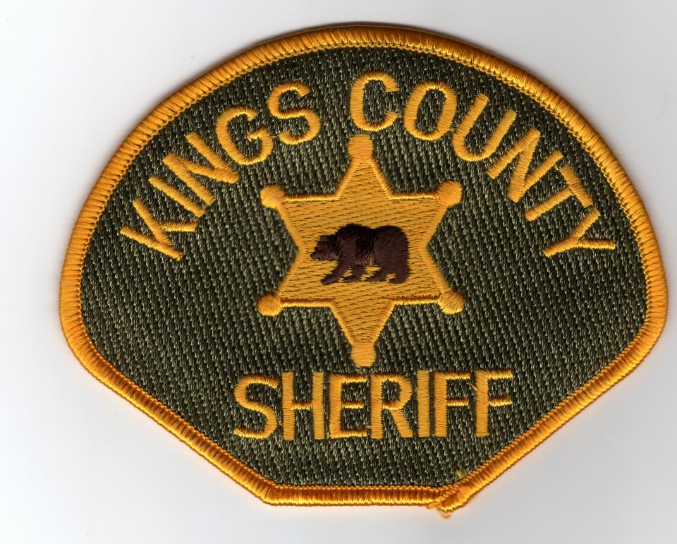 Kings County Sheriff patch