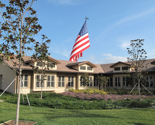 Veterans Homes Of California