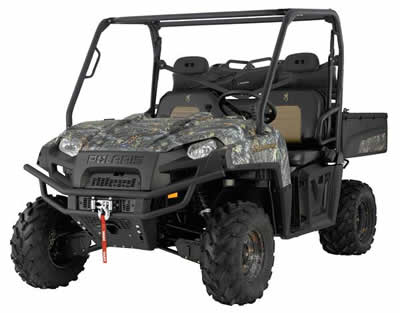 Polaris recreational vehical