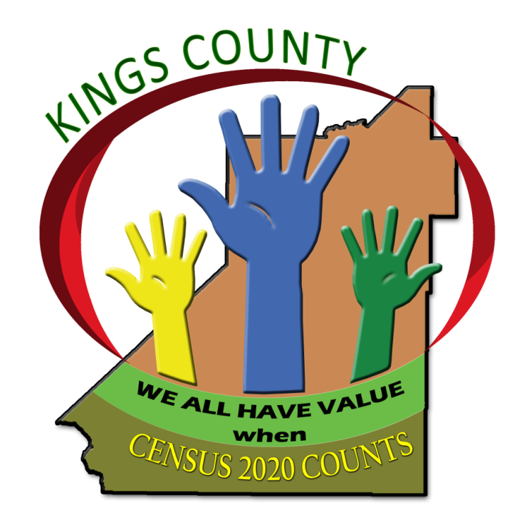 Census 2020 Kings County
